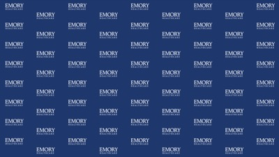 Emory Healthcare Repeating Logo Pattern