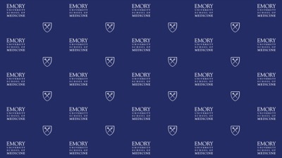 Emory School of Medicine Repeating Pattern